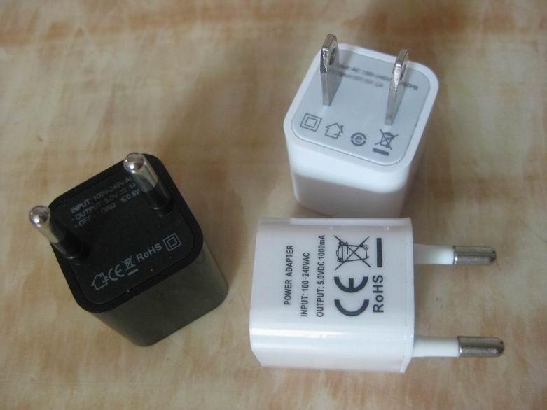 亚天ASIAD120电子烟充电器CE认证电子烟USB充电器