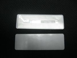 RFID高频PET不干胶标签