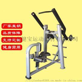 山东商用室内健身器材高拉力背肌训练器