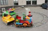坦克外壳轨道小火车