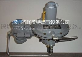 费希尔299H减压阀燃气DN50天然气减压阀