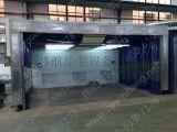 伟航伸缩式喷漆房 打磨房 移动式喷漆打磨房