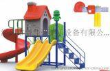深圳水上滑梯玻璃钢滑滑梯,工程塑料组合滑梯