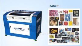 厂家直供 SH-CO2T9060 激光小型金属切割机设备