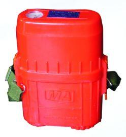 甘肃矿用压缩氧自救器,ZYX45压缩氧自救器价格
