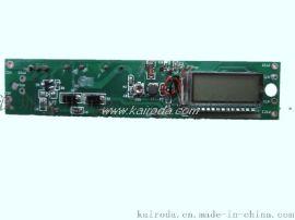 带LCD液晶显示直发器控制板