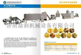 鼎润DSE夹心米果生产线夹心米果设备夹心小食品设备
