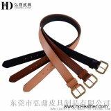 休闲时尚平面真皮女装腰带HD3023