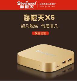 安卓4.4高清网络电视机顶盒8核网络直播播放器8核厂家直销可定制