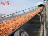 厂家供应输送粉料 颗粒物料的裙边格挡皮带机 输送效率高不掉料