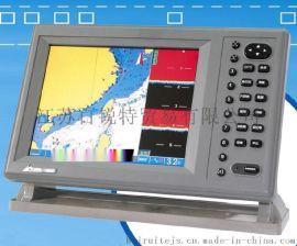 华润 HR-988 B 船用GPS导航 海图 探鱼机一体机渔探仪 10.4 寸
