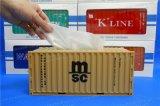 chamfoo集装箱模型抽纸盒
