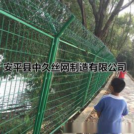 公路护栏网厂家 电焊网防护网 刺钢丝隔离栅
