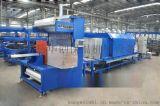 各種收縮膜通用熱收縮包裝機 全自動L封切機 自動套膜塑封機