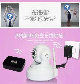 智能屋znw高清摄像机无线远程控制家庭视频监控系统方案