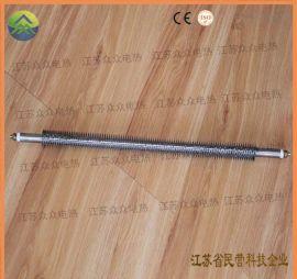 供应电阻翅片不锈钢发热管