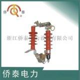 新型可卸式避雷器HY5WS 17/50 浙江侨泰防雷金具厂家