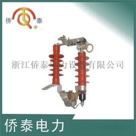 新型可卸式避雷器HY5WS 17/50 浙江侨泰防雷金具厂家**