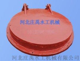 黄骅铸铁拍门 PM铸铁圆拍门 DN100cm铸铁拍门价格