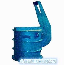 XYF型法兰不锈钢泄压阀规格图纸尺寸
