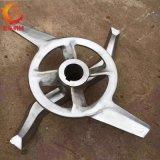 厂家供应高速混料机搅拌桨叶 不锈钢混合机桨叶配件可定制