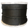 钢丝绳厂家生产的钢丝绳具有较强的抗拉、抗疲劳、抗冲击的性能