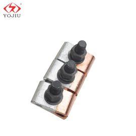 铜铝并沟线夹JBTL-1铜线夹 铜铝过渡