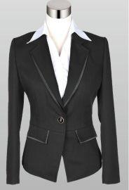 女士女式商务西服 西装 厂家定做 修身得体