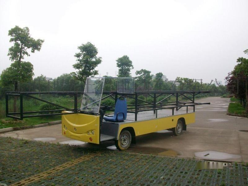 全封闭驾驶室电动货车,2吨电动平板货车