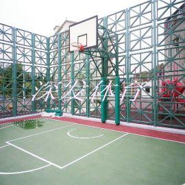 运动场圆柱形篮球架保护套