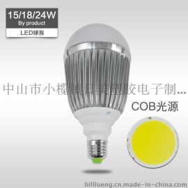 日美照明 COB光源 LED球泡燈30W E27 RM-Q6-30