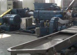 (GZML-110L-150)硅灰石填充母料造粒机
