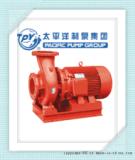 上海太平洋带3CF消防证书XBD-W型卧式单级消防泵