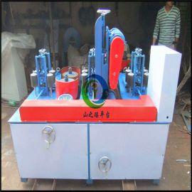 广东佛山二手研磨抛光机全自动抛光机打磨机转让 小型金属表面双面抛光机