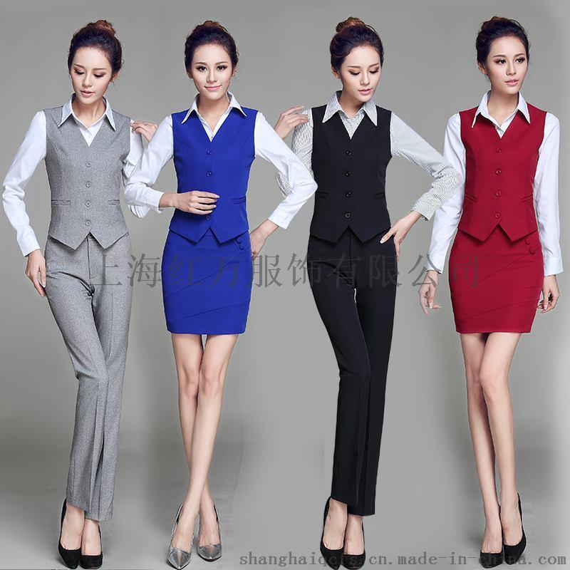 上海紅萬酒店工作服定製   人員服裝生產 加工