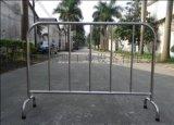 东莞厂家销售工地不锈钢铁马护栏停车场铁马隔离护栏
