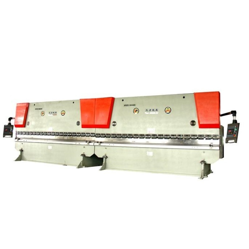 WC67K-100/4000液压数控折弯机