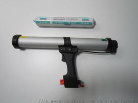 COX气动600ml软包装胶枪