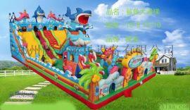 太原有充气城堡生产厂家吗 腾龙大型充气玩具平方