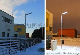 扬州弘旭销售3米超亮LED太阳能路灯户外道路灯庭院灯
