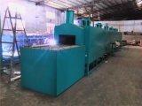 工藝品玻璃烤花爐 JLTBL-70-7網帶式玻璃退火爐