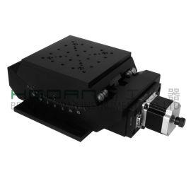 HGGA215重载高度精密电动角位台/光学实验角度台/电控角度调节台