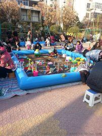 貴州遵義小區經營兒童充氣沙灘池廠家直銷沒有中間商