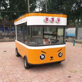 天纵tzcc-3餐饮车  移动电动保温送餐车