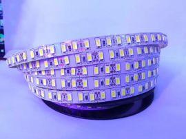 5730高亮led软灯条贴片灯带厂家直销12v低压陈列展示暗槽灯