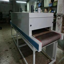 供应广州高温UV固化烘干机|丝印烘干流水线|网带烘干线固化