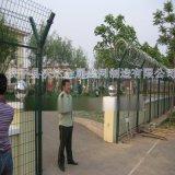 沃达钢网墙 Y型安全防御护网 护栏网