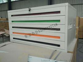 宏寶鋼制底圖櫃 工程圖紙儲存櫃 帶鎖鐵皮底圖櫃