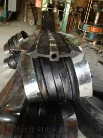 止水带厂家 钢边橡胶止水带规格 镀锌钢边止水带