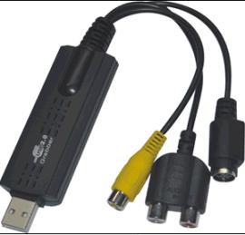 新款USB视频采集卡